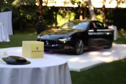 Evento Maserati