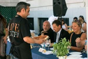 Campionato di Pizza d'Autore - giuria