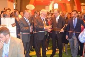 Foto inauguración Area Italia 2