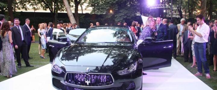 Evento Maserati 2013