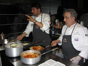 Luigi Quintieri y Nicola Stratoti