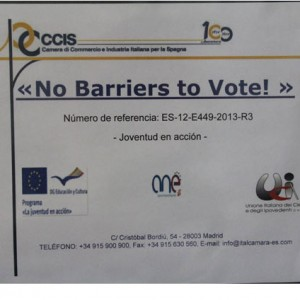No barriers to vote3