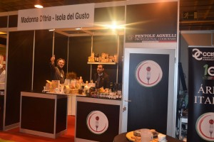 STAND MADONNA D'ITRIA