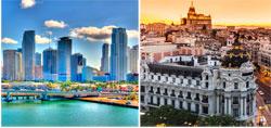 Encuentro de participación público-privada Madrid – Miami