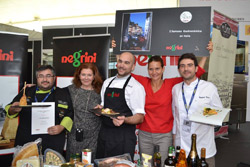 """Éxito de la X Edición del """"Concurso de Cocina Creativa con Productos Italianos Gusti Negrini"""""""