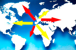 España registra récord de exportaciones en el primer semestre de 2015