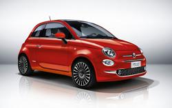 Il lancio della nuova Fiat 500 in Spagna