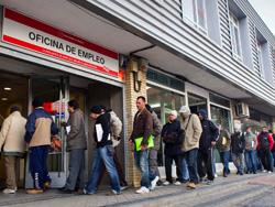 La disoccupazione in Spagna scende al 20%, il livello più basso dalla primavera del 2010
