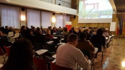 Encuentro en Treviso para la presentación del mercado español y la plataforma logística de Canarias