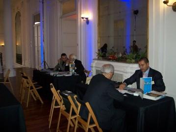 Presentazione del territorio della Provincia di Napoli a Madrid 2009