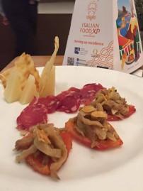 Cena Sabores de sur de Italia-2