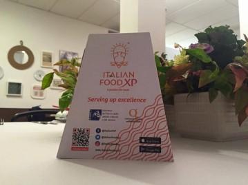 Cena Sabores de sur de Italia