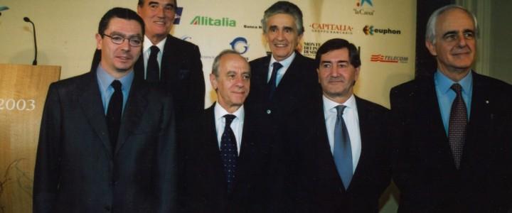 Premio Tiepolo Edición 2003