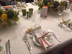 """Successo della cena """"Sabores del sur de Italia"""" per promuovere l'iniziativa #Italianfoodxp"""