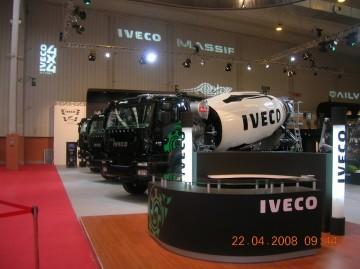 Partecipazione IVECO alla fiera SMOPYC 2007