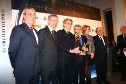 Premio Tiepolo Edición 2010