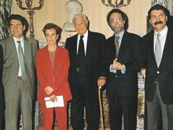 Premio Tiepolo Edición 1999