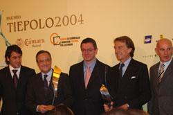 Premio Tiepolo Edición 2004