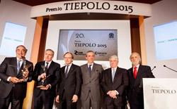 Celebrada la XIX edición del Premio Tiepolo
