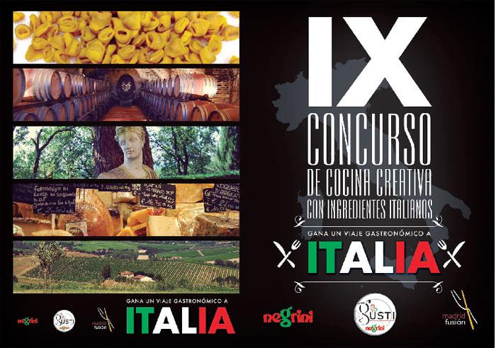 I sapori italiani protagonisti alla XII edizione di Madrid Fusión