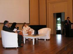 Workshop empresarias de Reggio Calabria 2008