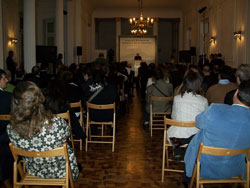 Presentación Provincia de Nápoles en Madrid 2009