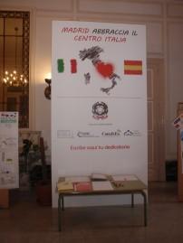 Madrid abbraccia il Centro Italia8