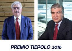 Francesco Monti e Francisco Reynés, Premio Tiepolo  2016