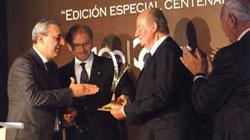 Entregado el Tiepolo 2014 al Rey Juan Carlos