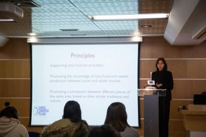 Presentación itinerarios ESI 1