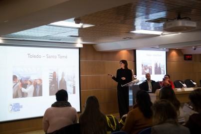 Presentación itinerarios ESI 2