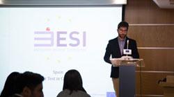 Evento final presentación itinerarios E.S.I.