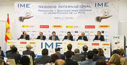 La CCIS alla XV edizione di IMEX – Impulso Exterior