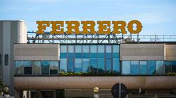 Ferrero primera compañía en el mundo en reputación en la industria de alimentos