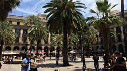 Aumenta el número de turistas extranjeros en España