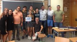 Encuentro de orientación con los participantes en el proyecto Spainergy