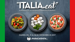 """Llega a Madrid """"ITALIA.eat"""""""