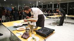 Gran éxito de la II Semana de la Cocina Italiana en el Mundo