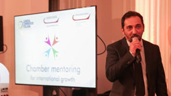 Presentación del proyecto Mentoring España-Italia
