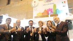 Italia protagonista en el Salón de Gourmets de Madrid 2018