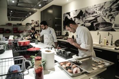 Final Concurso Jóvenes talentos de la cocina italiana 2