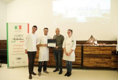 Final Concurso Jóvenes talentos de la cocina italiana 7