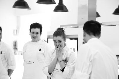 Final Concurso Jóvenes talentos de la cocina italiana 6
