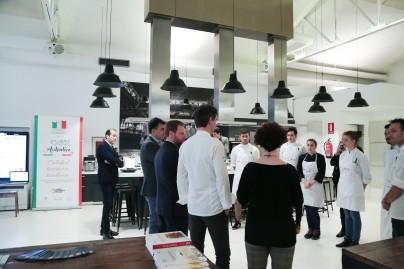Final Concurso Jóvenes talentos de la cocina italiana 17