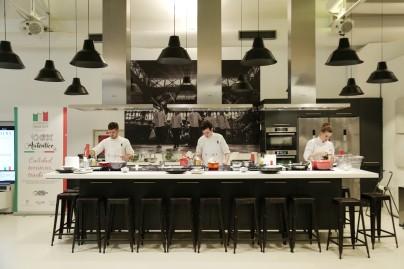 Final Concurso Jóvenes talentos de la cocina italiana 10