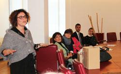 La CCIS en Granada para presentar las oportunidades del mercado italiano a empresas y asociaciones locales
