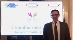 Progetto Chamber Mentoring for International Growth: intervista a Davide de Sanctis