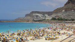 In Spagna 4,2 milioni di turisti internazionali a febbraio