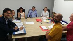Grupo de trabajo en el ámbito del proyecto MEMEVET