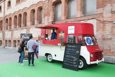 Passione Italia 2018 _ DIA I-100 - Food Truck